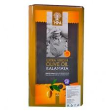 Масло оливковое Греция Extra Virgin Kalamata HPA